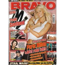 BRAVO Nr.21 / 18 Mai 2005 - Paris Hilton exklusiv