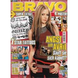 BRAVO Nr.23 / 1 Juni 2005 - Angst um Avril