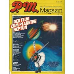 P.M. Ausgabe Juni 6/1989 - Der Flug zum Planeten Neptun