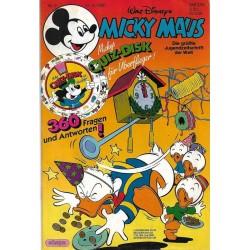 Micky Maus Nr. 2 / 31 Dezember 1986 - Quiz Disk