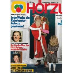 HÖRZU 50 / 15 bis 21 Dezember 1984 - Der Weihnachtsmann kommt