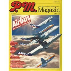 P.M. Ausgabe September 9/1989 - Airbus