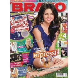 BRAVO Nr.30 / 21 Juli 2010 - Deine Stars werden erpresst!