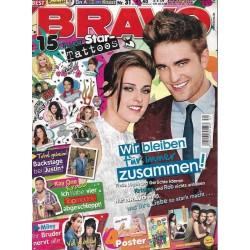 BRAVO Nr.31 / 28 Juli 2010 - Kristen und Rob ihre Liebe