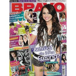 BRAVO Nr.52 / 16 Dezember 2009 - Betrügt sie ihren Freund?