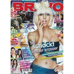 BRAVO Nr.25 / 9 Juni 2009 - Lady Gaga schockt immer krasser