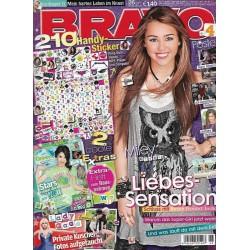 BRAVO Nr.26 / 17 Juni 2009 - Liebes-Sensation