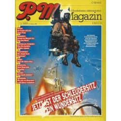P.M. Ausgabe November 11/1989 - Schleudersitz