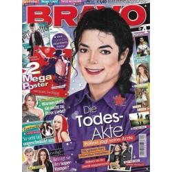 BRAVO Nr.30 / 15 Juli 2009 - Michael Jackson die Todes-Akte