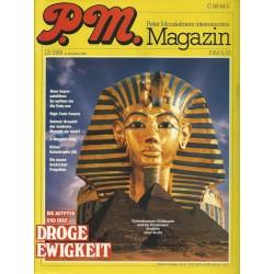 P.M. Ausgabe Dezember 12/1989 - Die Ägypter