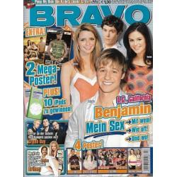 BRAVO Nr.13 / 23 März 2005 - Benjamin mein Sex!