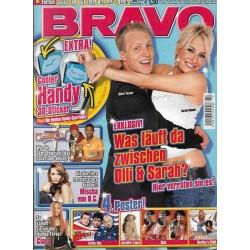 BRAVO Nr.14 / 30 März 2005 - Was läuft da zwischen Olli & Sarah?