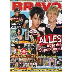BRAVO Nr.52 / 21 Dezember 2005 - Alles über die Superboys