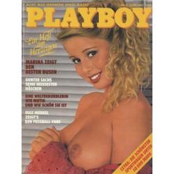 Playboy Nr.3 / März 1984 - Marina Larsen
