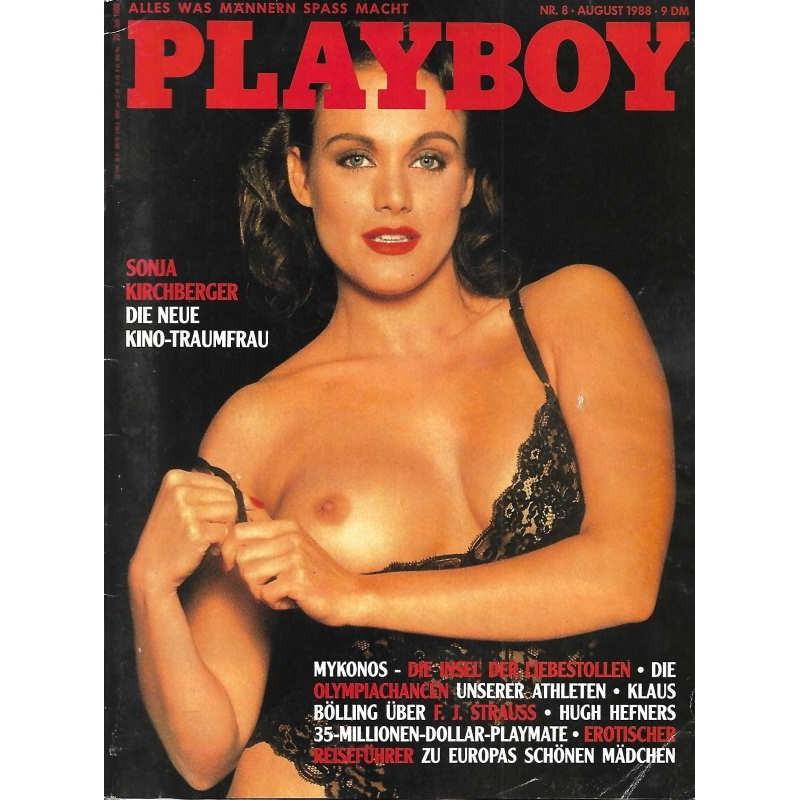 Playboy sonja kirchberger Playboy Australian