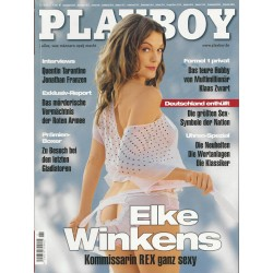 Playboy Nr.11 / November 2003 - Elke Winkens
