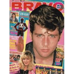 BRAVO Nr.37 / 9 September 1982 - Maxwell Caulfield