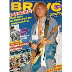 BRAVO Nr.4 / 21 Januar 1982 - Marius Tour
