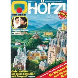 HÖRZU 45 / 12 bis 18 November 1983 - Schlösser und Burgen