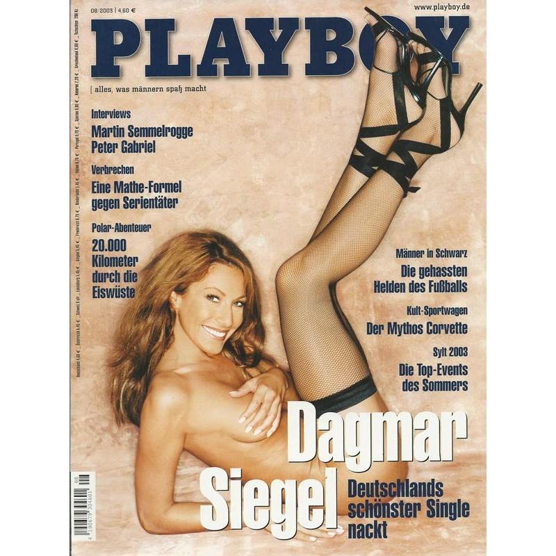 Dagmar Siegel  nackt