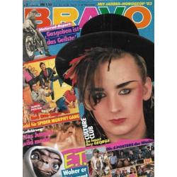 BRAVO Nr.2 / 6 Januar 1983 - Boy George