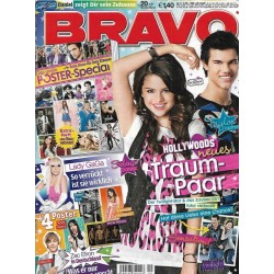 BRAVO Nr.20 / 6 Mai 2009 - Hollywoods neues Traumpaar