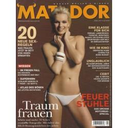 Matador April 2007 - Maria