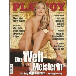 Playboy Nr.5 / Mai 2003 - Regina Halmich