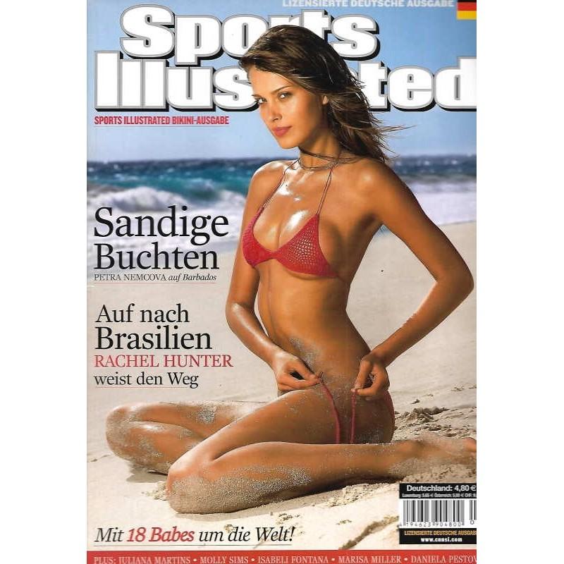 Sports Illustrated Bikini Ausgabe 2003 - Petra Nemcova