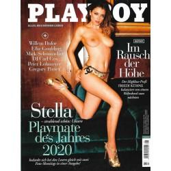 Playboy Nr.8 / August 2020 - Stella Tiana Stegmann