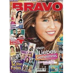 BRAVO Nr.16 / 8 April 2009 - Miley mein Liebes Geheimnis
