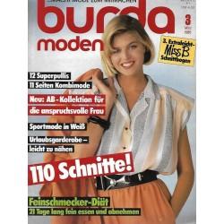 burda Moden 3/März 1985 - AB-Kollektion