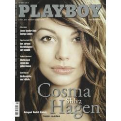Playboy Nr.2 / Februar 2003 - Cosma Shiva Hagen
