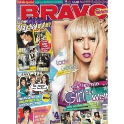 BRAVO Nr.14 / 25 März 2009 - Das frechste Girl der Welt