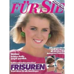 Für Sie Heft 4 / 1 Februar 1984 - Seiden Pullis