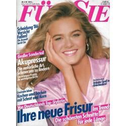 Für Sie Heft 6 / 26 Februar 1986 - Ihre neue Frisur