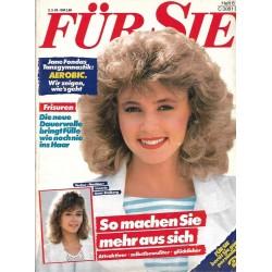 Für Sie Heft 6 / 2 März 1983 - So machen Sie mehr aus sich