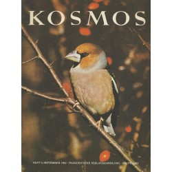KOSMOS Heft 9 September 1960 - Kernbeißers
