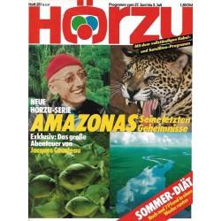 HÖRZU 26 / 27 Juni bis 3 Juli 1987 - Amazonas