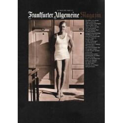 Frankfurter Allgemeine Magazin Heft 112 / April 1982 - Johnny