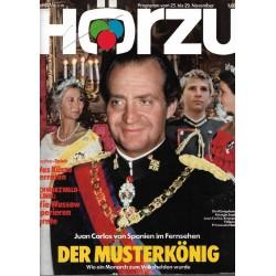 HÖRZU 47 / 23 bis 29 November 1985 - Juan Carlos