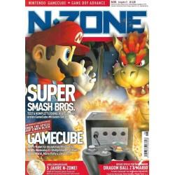 N-Zone 06/2002 - Ausgabe 61 - Super Smash Bros.