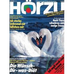 HÖRZU 46 / 14 bis 20 November 1987 - Auch Tiere... Treue