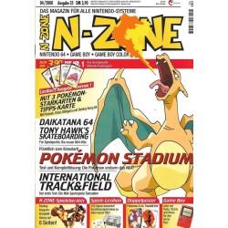 N-Zone 04/2000 - Ausgabe 35 - Pokemon Stadium