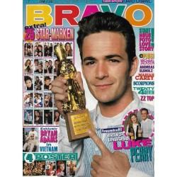 BRAVO Nr.7 / 10 Februar 1994 - Luke Perry