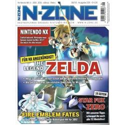 N-Zone 06/2016 - Ausgabe 230 - Zelda