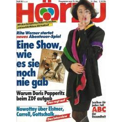 HÖRZU 50 / 15 bis 21 Dezember 1990 - Rita Werner
