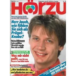 HÖRZU 30 / 29 Juli bis 4 Aug. 1989 - Günther Jauch