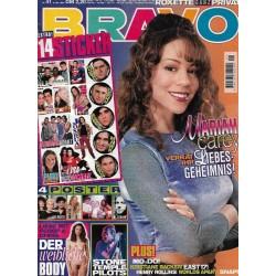 BRAVO Nr.41 / 6 Oktober 1994 - Mariah Carey Liebesgeheimnis