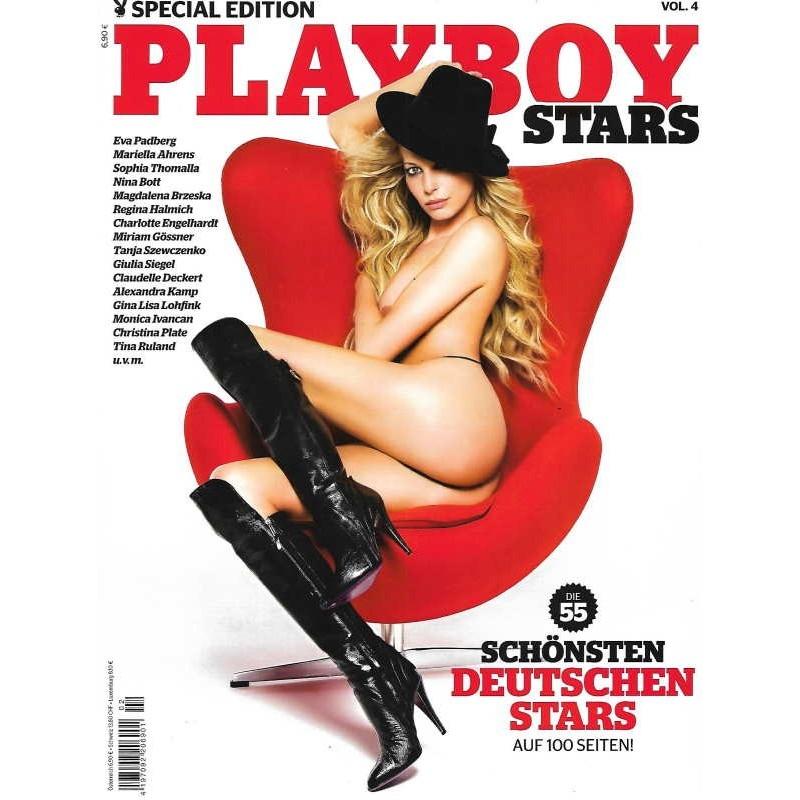 Playboy im christina plate Christina packt